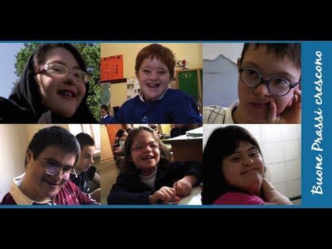 Ver vídeoAlunni con sindrome di Down nella scuola di tutti