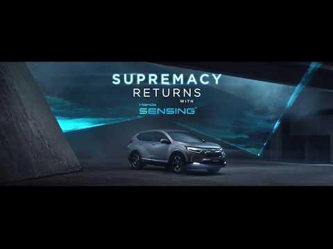 Honda  CR V Паркетник класса J - рекламное видео 2