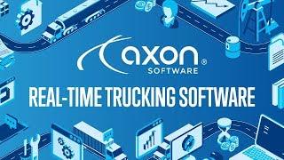Axon Trucking Software video