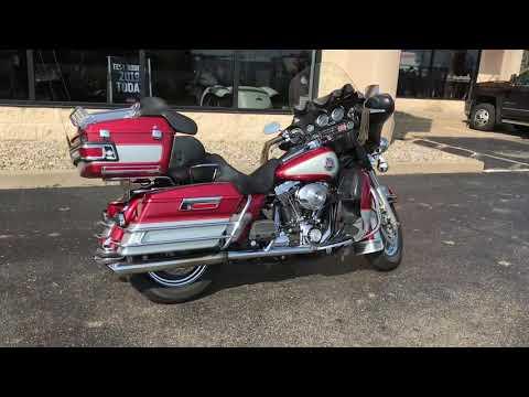2004 Harley-Davidson FLHTCUI Ultra Classic® Electra Glide® in North Canton, Ohio - Video 1