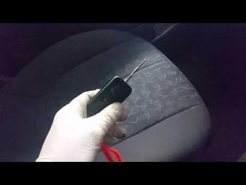 Mercedes Benz Key Battery Change Replacement - смотреть