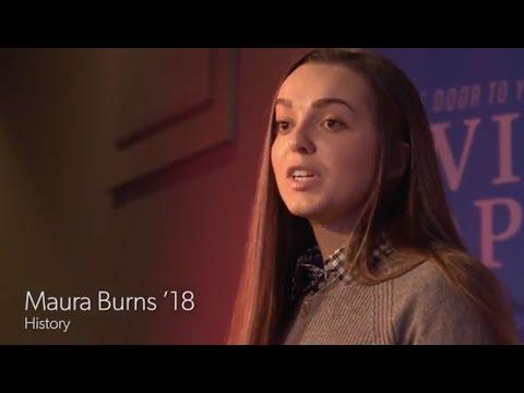 Maura Burns'18(历史)