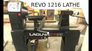 Laguna Revo 1216 Midi Lathe Impressions and Review