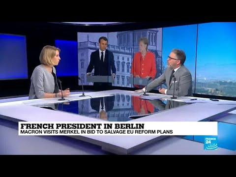 Merkel and Macron: Can they compromise to push EU reform forward?