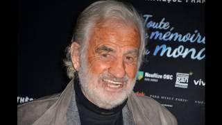 Как выглядит знаменитый французский актер Жан-Поль Бельмондо (Jean-Paul Belmondo) в свои 82 года