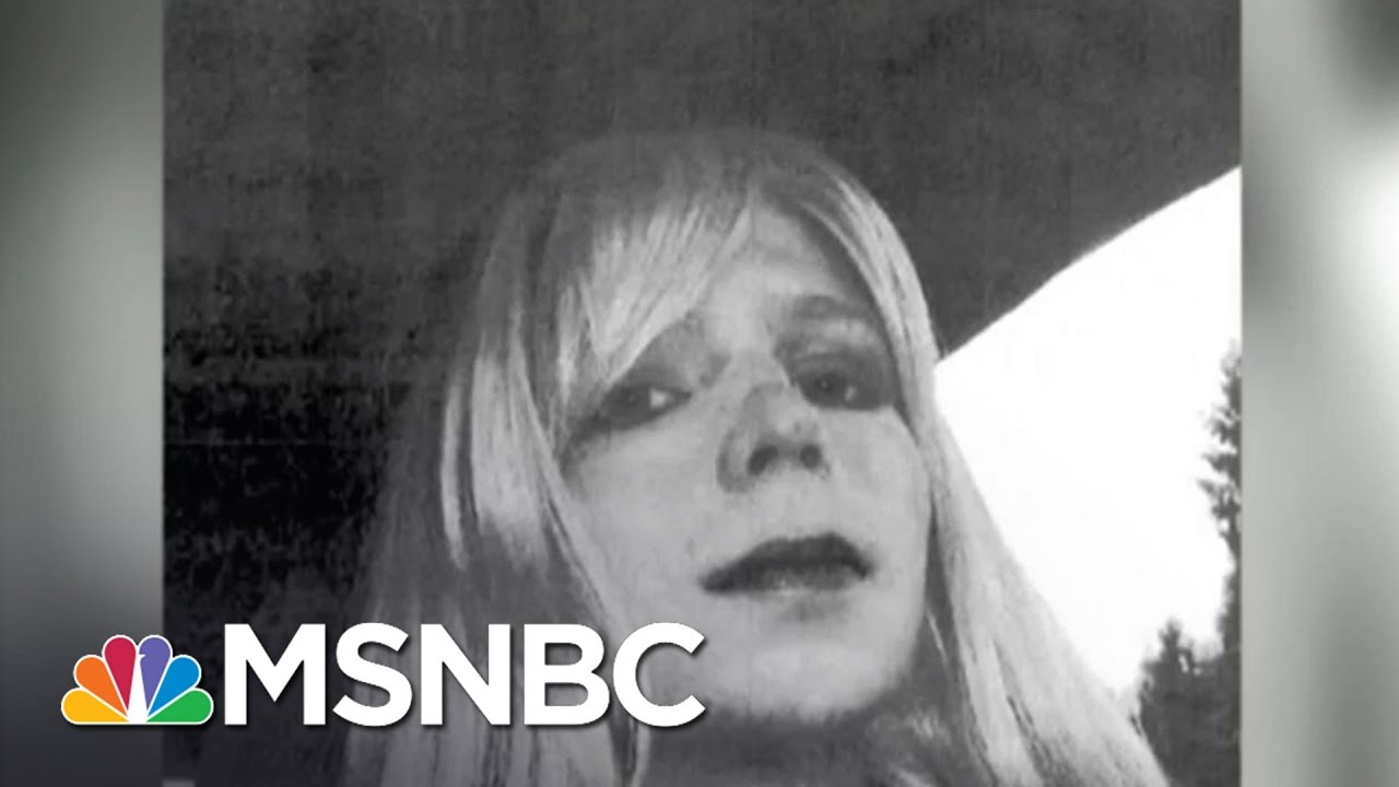 Chelsea Manning's Attorney: 'This Has Saved Her Life' | For The Record | MSNBC thumbnail