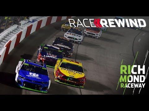 Martin Truex Jr. wins second NASCAR Playoffs race at Richmond Raceway: Race Rewind