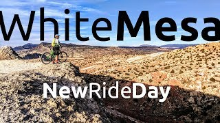 A tour of the very fun White Mesa riding.