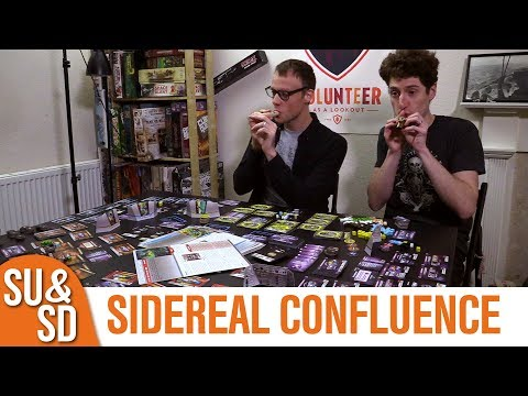 Sidereal Confluence - Shut Up & Sit Down Review