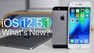 iOS 12.5.1 is Out! - What's New?