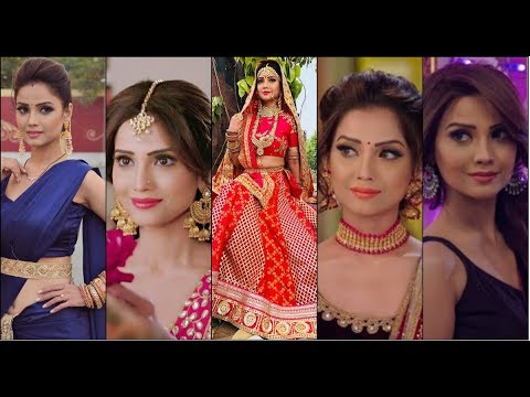 Download Gorgeous Looks Of Adaa Khan As Sitara From Serial Vish Ya Amrit Sitara HD Mp4 3GP Video and MP3