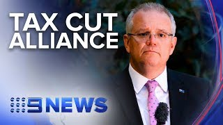 Crossbench alliance should see income tax cuts pass parliament this week | Nine News Australia