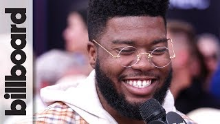 """Khalid Talks Shawn Mendes: """"He Really Cares About Everyone Surrounding Him"""" 