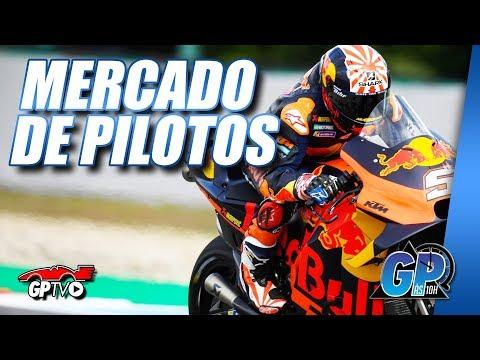 Zarco e Lorenzo movimentam mercado da MotoGP | GP às 10