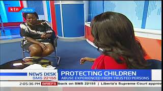 Equality Now member, Florence Machio on protecting children