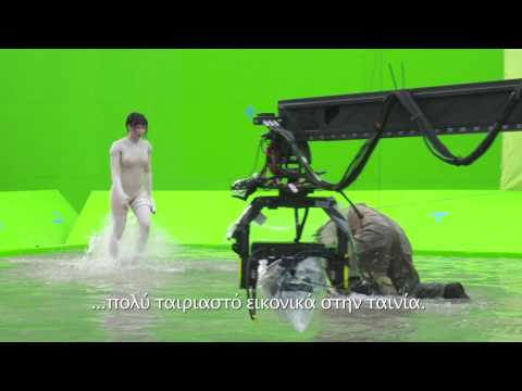 GHOSTSHELL FEATURETTE MAJOR ACTION GRK SUB youtube