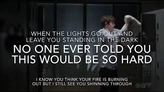 Got It In You Lyrics  Banners   The Good Doctor S2 E17 OST