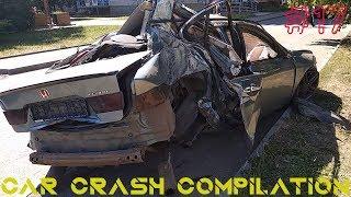 Car crash compilation Подборка Аварий и Дтп #17