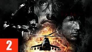 Rambo: The Video Game Part 2 Walkthrough XBOX 360