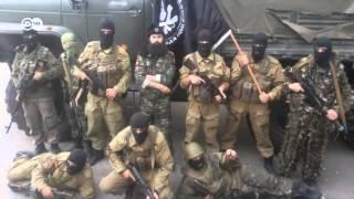 Почему сербские четники едут воевать в Донбасс (15.01.2015)