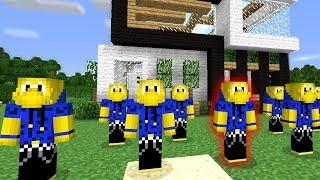 Minecraft LUCKY STAIRCASE CENTER SHOCKS Most Popular Videos - Minecraft moderne hauser lekoopa