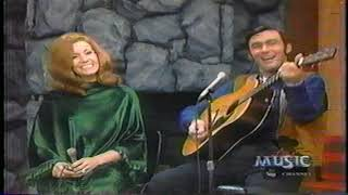 """Dottie West and Jim Ed Brown - """"Love Is No Excuse"""" and """"Let It Be Me"""""""