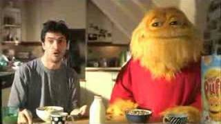 Sugar Puffs ad inspired by Mighty Boosh