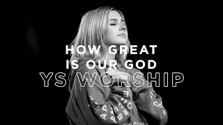 """Video thumbnail of """"How Great is Our God - Josie Buchanan (LIVE) 