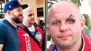 ЕМЕЛЬЯНЕНКО прервал молчание/Интервью Райана Бейдера/Минаков Месть за Федю