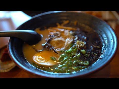 Dot Com Lunch At J San Ramen Irvine