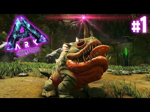ARK: ABERRATION | EMPIEZA LA AVENTURA | #1 |