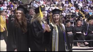 PRCC celebrates graduation, Rep. Touchstone commencement speaker