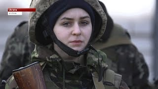 Fearless Female Soldiers Are Transforming Ukraine's Military for the Better