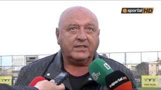 Венци Стефанов изригна в Турция с много бисери