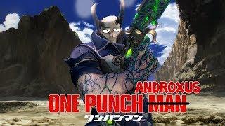 ONE PUNCH ANDROXUS