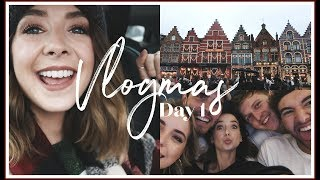 MINI ADVENTURE TO THE MOST FESTIVE CITY | VLOGMAS