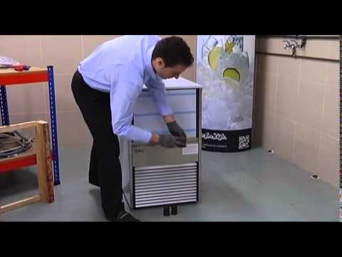 video 1, Tête + filtre pour machines à glaçons(ELF5M+ELF)