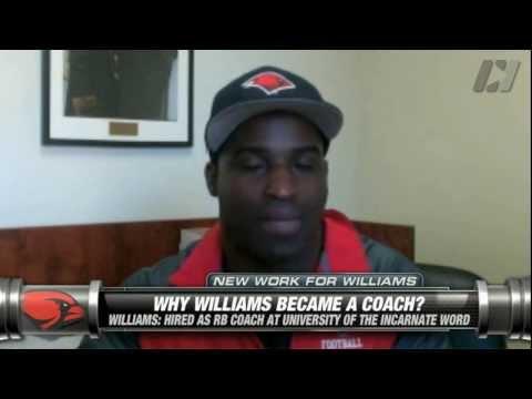 Ricky Williams Regrets Entering NFL Draft   Campus Insiders