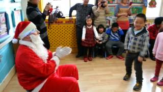 Big Class 3 Super Simple Songs Santas On His Way Christmas Open Day
