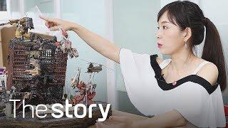 클레이 만들던 그녀의 첫 건담 디오라마! - 금손짜루, 이지리(ENG/SPA/KOR sub) | Kholo.pk