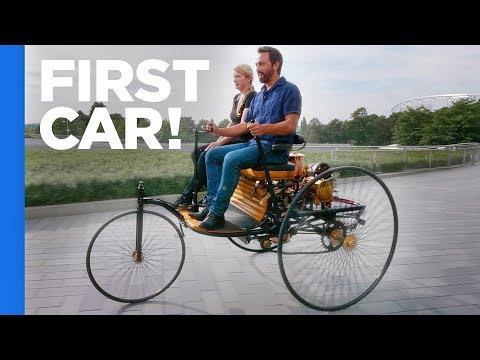 První auto na světě - Veritasium