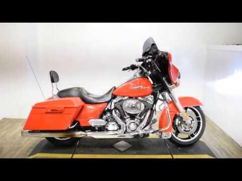 2010 Harley-Davidson Street Glide® in Wauconda, Illinois - Video 1