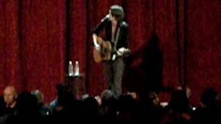 William Beckett of The Academy Is... Winter Passing Acoustic