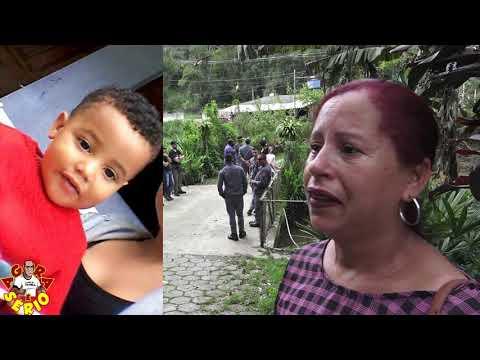 Avó Rosemary fala sobre o desaparecimento do Neto Bryan no dia das crianças .