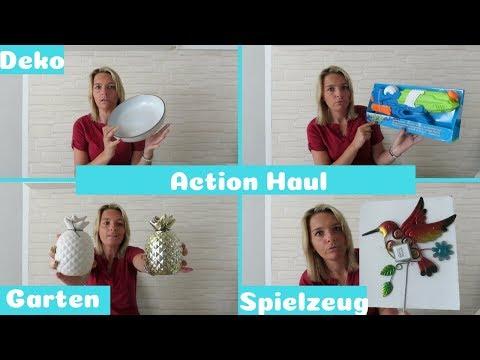 Action Haul I Deko I Garten I Spielzeug I Haushalt I Dani's real Life
