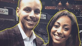 Steph Curry Buys Sister Sydel THE MOST EPIC Wedding Present