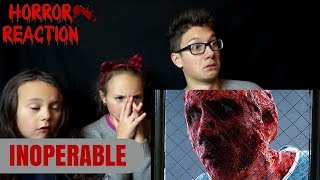 INOPERABLE Official Trailer Reaction!!!