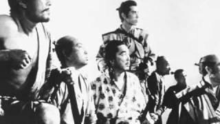 SEVENSAMURAIAkiraKurosawa七人の侍黒澤明1954