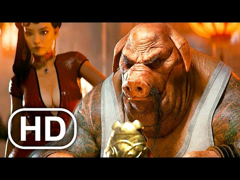 BEYOND GOOD AND EVIL 2 Full Cinematic Movie 4K ULTRA HD Talking Animals All Cinematics Trailers