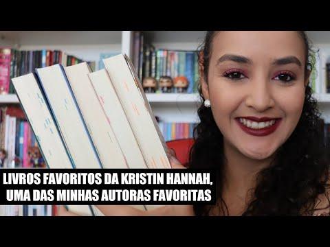 Meus 05  livros favoritos da Kristin Hannah l 2020